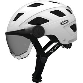 ABUS Hyban+ Cykelhjelm hvid